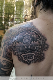 Ornamental Mahakala