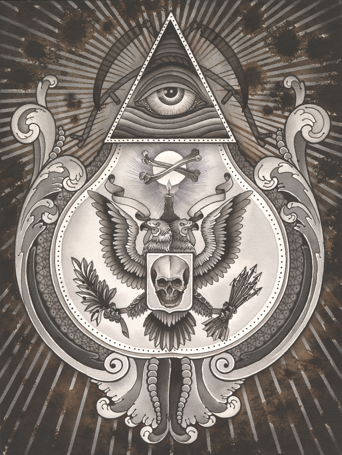 illuminati art - photo #5