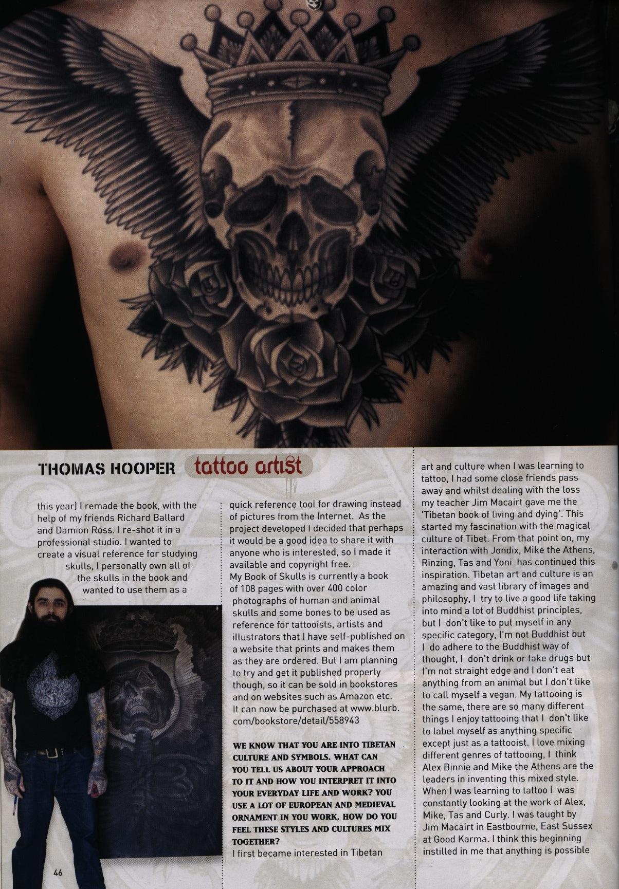 Barcelona tattoo show 2008 -