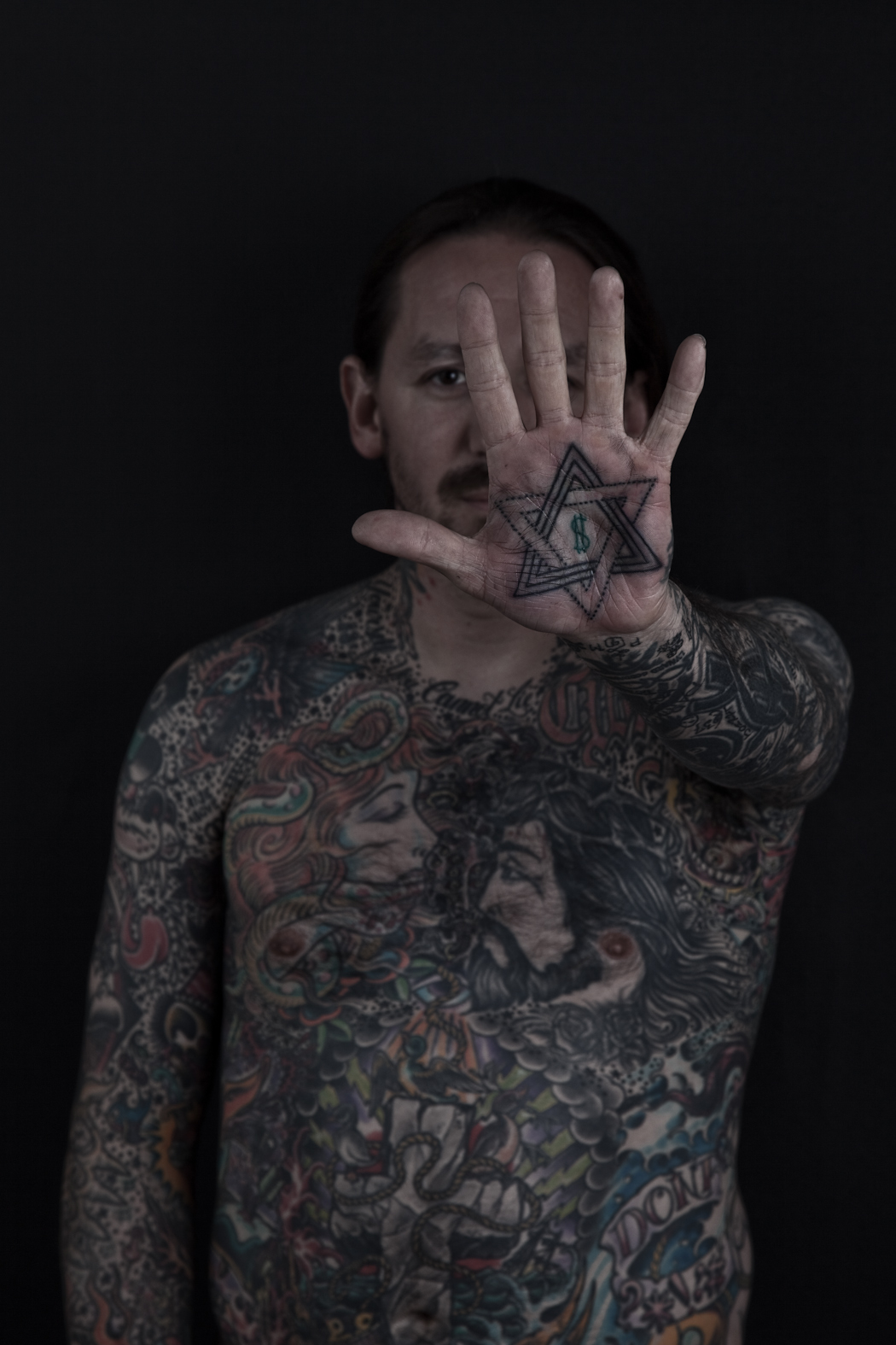 Oliver Peck Tattoos