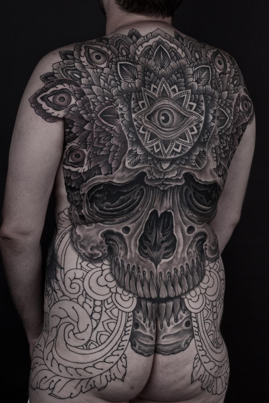 Tattoo Portfolio 2010