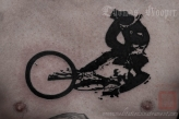 BMX Tattoo - Pancakes for Breakfast - Thomas Hooper Tattooing NYC - 007 - November 08, 2011