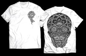 T-Shirt 1 white